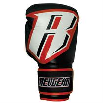 Platinum Leather Boxing Gloves